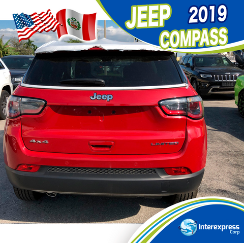 Image of 2019 Jeep Compass