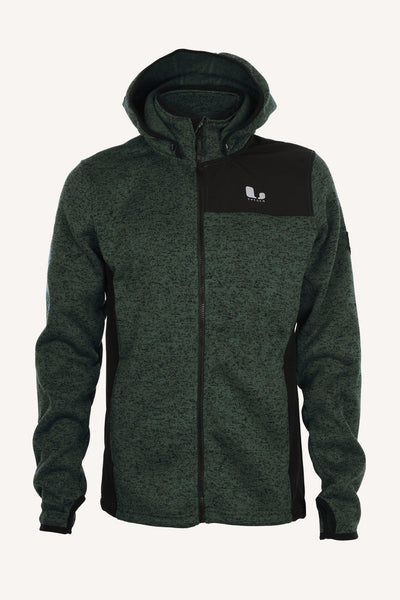 BORMIO JACKET, MEN - GREEN