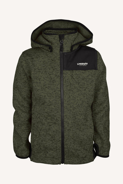 BORMIO JACKET - GREEN