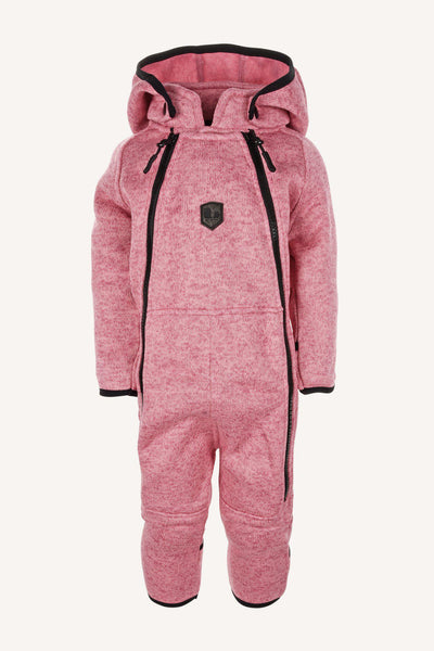 BORMIO BABY OVERALL - PINK