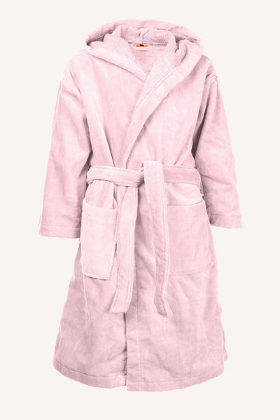 ORBADEN BATHROBE - PINK