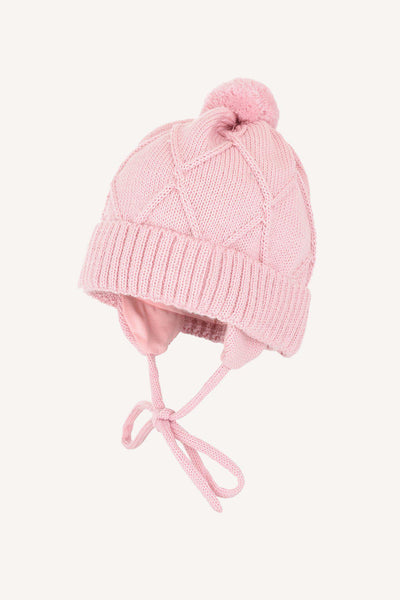 KENNER BABY HAT - PINK