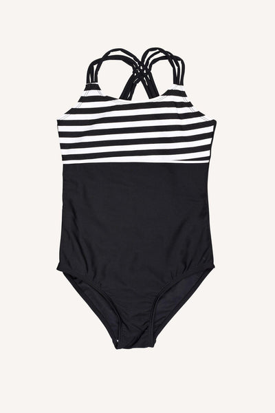 BIANCA SWIMSUIT - BLACK