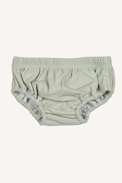 WALLIS BABY SWIM DIAPER - MINT GREEN