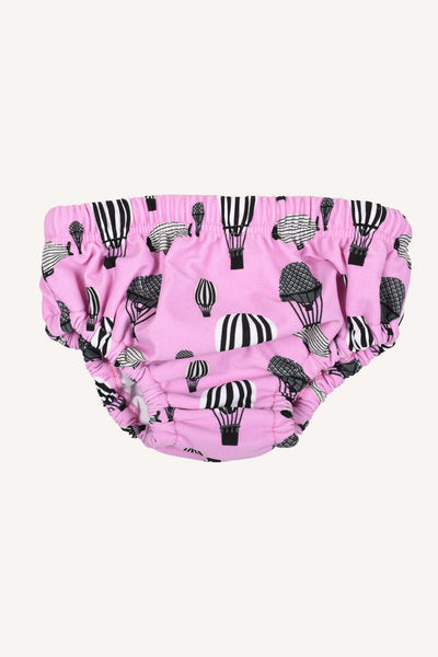 BALLOON BABY SWIM DIAPER - PINK