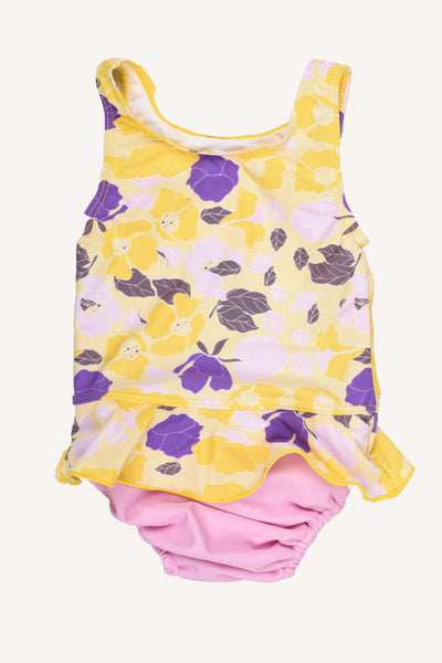 VIOLET SWIMSUIT DIAP - YELLOW
