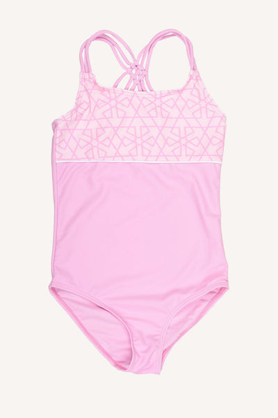 MARY SWIMSUIT - PINK