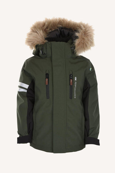 COLDEN JACKET - GREEN