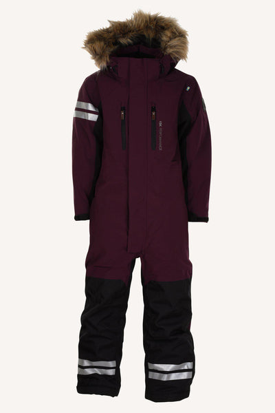 COLDEN OVERALL - PLUM