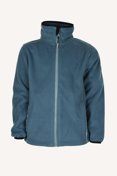 VINDEL JACKET WINDFLEECE - BLUE