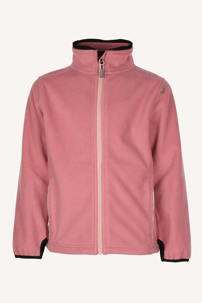 VINDEL JACKET WINDFLEECE - ROSE