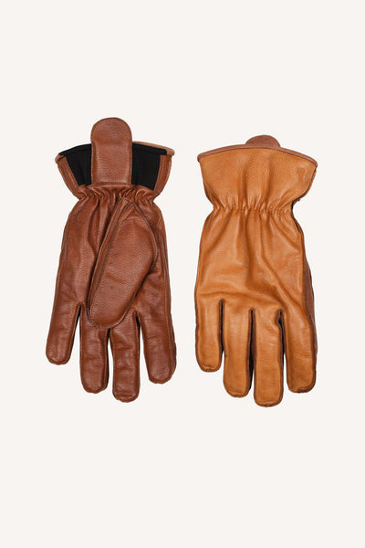 OTTAWA GLOVE - LIGHT BROWN