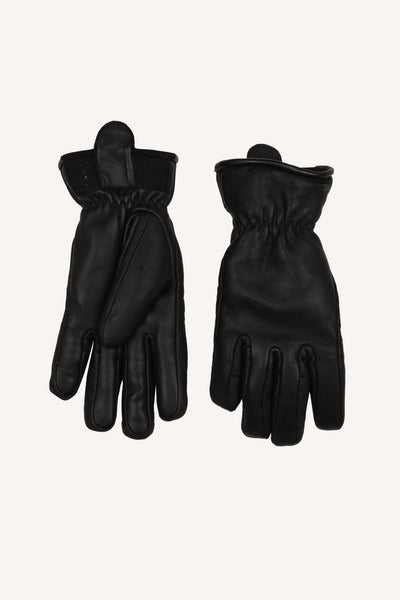 MONTREAL GLOVE - BLACK