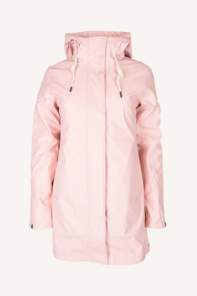 RUSKY JACKET, WOMEN - PINK/WHITE