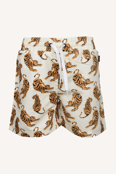 RIVER BEACH SHORTS - OFFWHITE