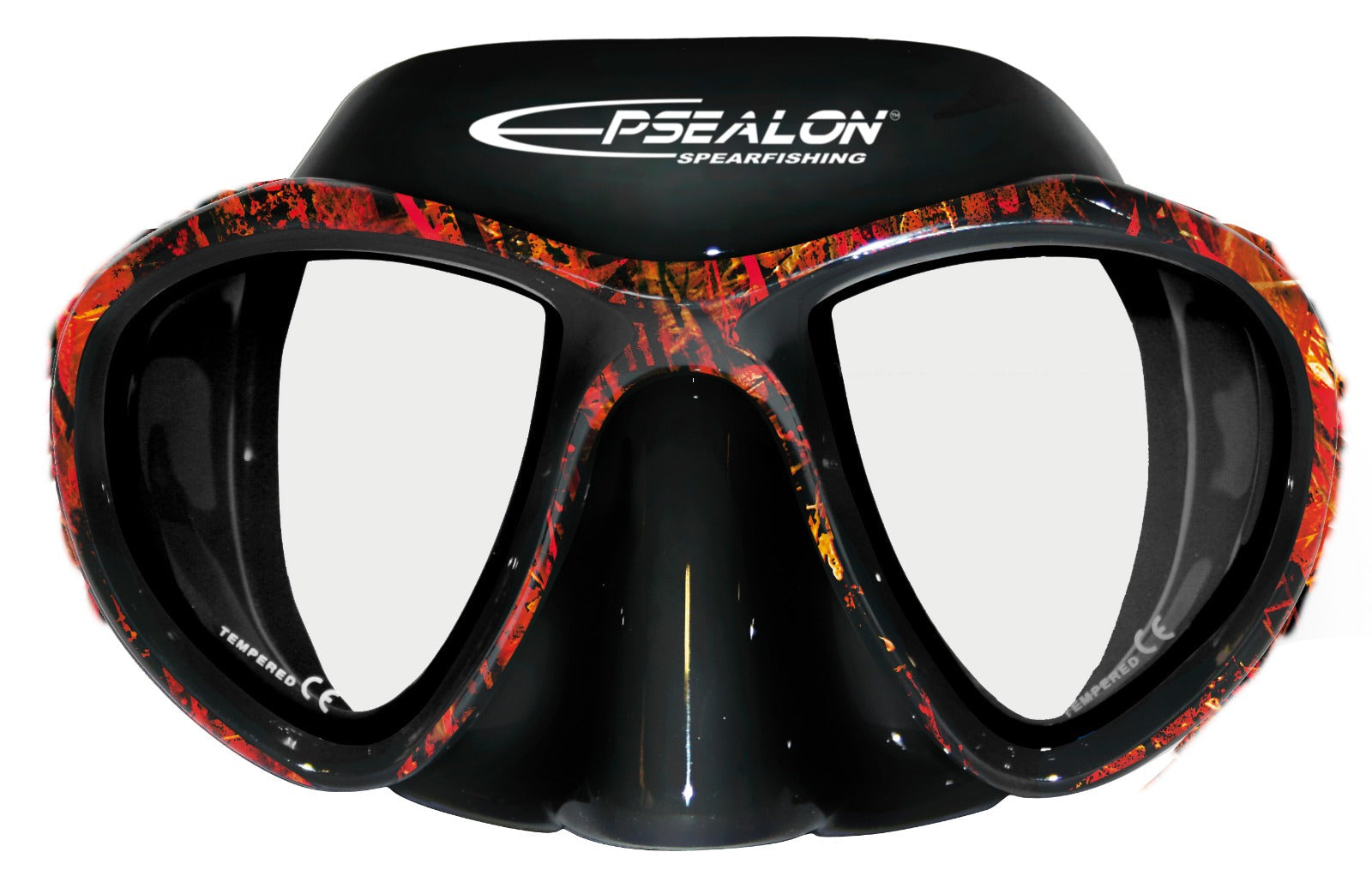 Epsealon Mask E-Visio 2 Red Fusion