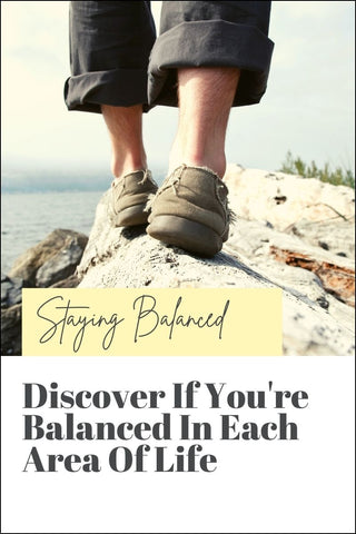 Feeling Out of Balance? | Take This Quiz to Find Out How Balanced Your Lifestyle Is.