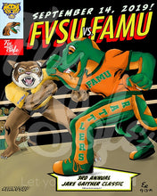 Load image into Gallery viewer, FAMU v FVSU Poster