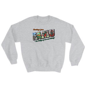 Greetings from FAMU Crewneck Sweatshirt
