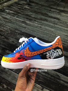 Air Force 1 Character Freestyle
