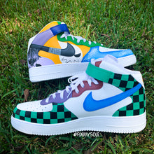 Load image into Gallery viewer, Air Force 1 Character Freestyle
