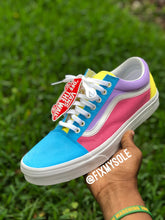 Load image into Gallery viewer, Pastel Vans Old Skool
