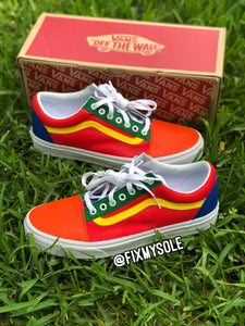 Primary Vans Old Skool