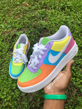 Load image into Gallery viewer, Pastel Air Force Ones