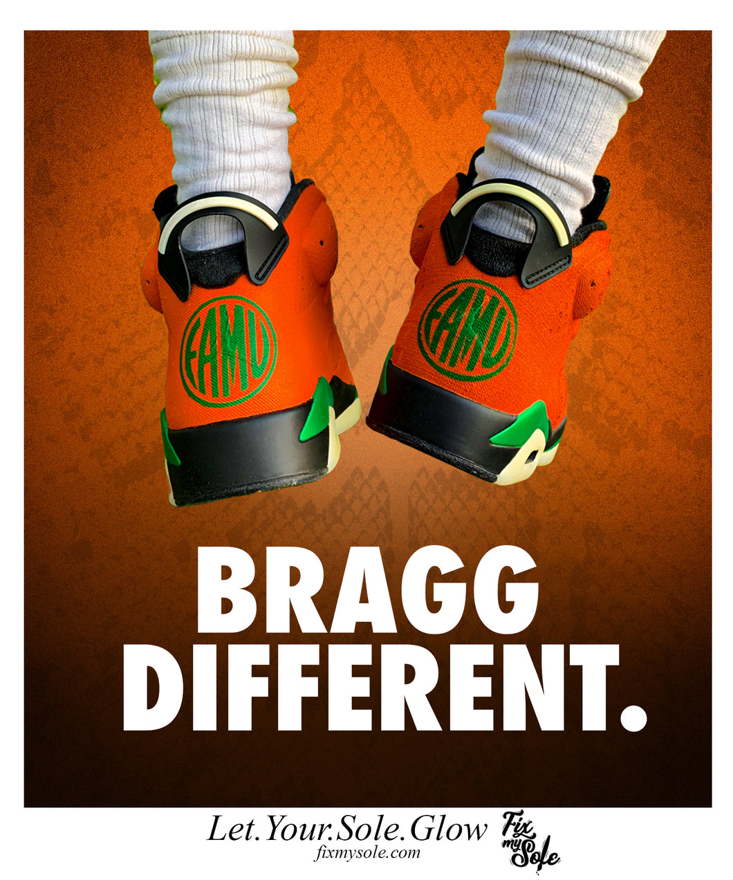 Bragg Different Print