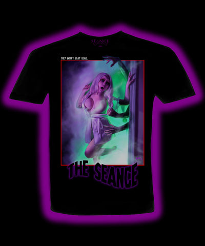 """Sambalina Vs The Fog"" Tee"