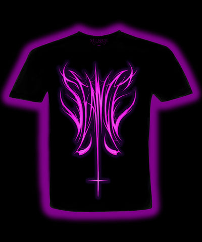 """Lords of Seance"" Pink Tee"