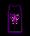 """Lords of Seance"" Pink Tank"