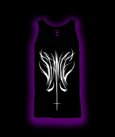 """Lords of Seance"" White Tank"
