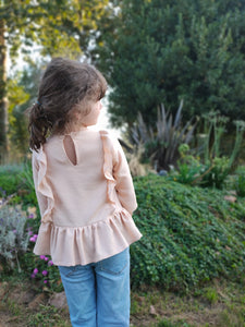 Blouse Mona Blush