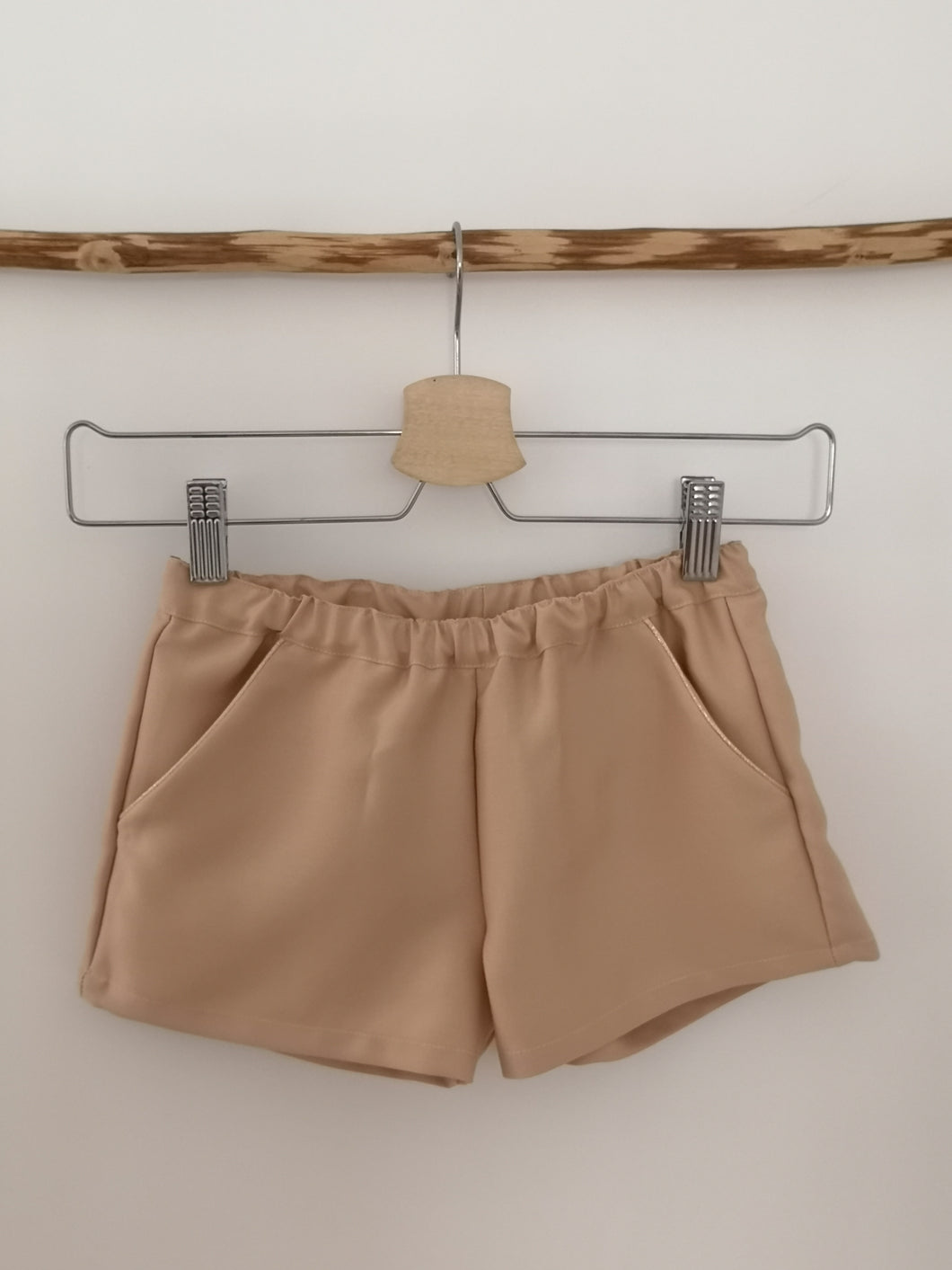 Short Tencel Blush