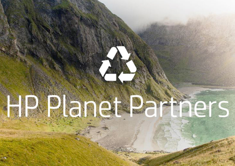 We are HP Planet Partners