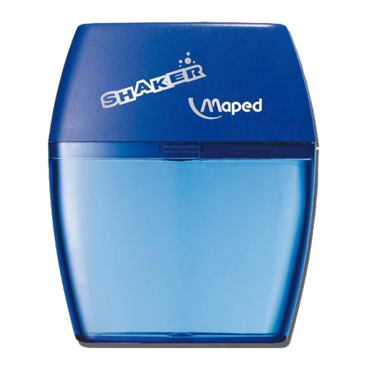 Maped Sharpener SHAKER 2 Holes, MD-534755, Assorted Colors