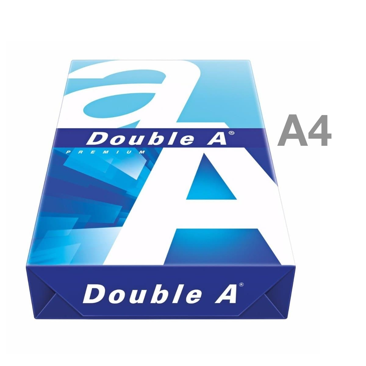 Double A Premium Paper A4, 80gsm, 500sheets/ream, White