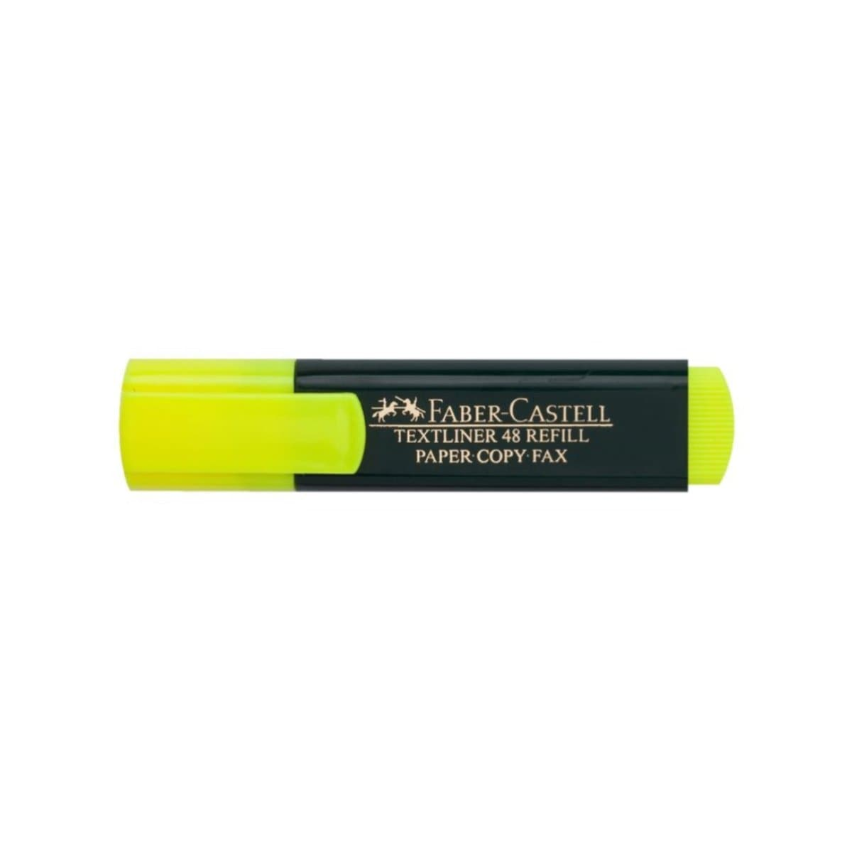 Faber Castell Highlighter, Textliner 48, Yellow