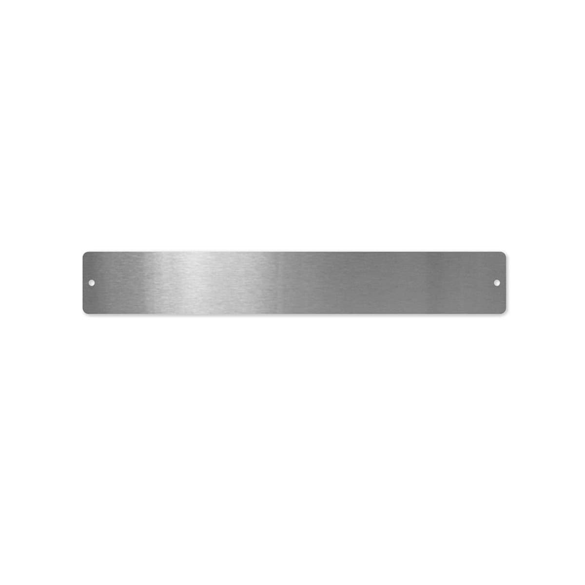 Trendform Magnet Board ELEMENT SMALL, 5x35cm, Stainless Steel