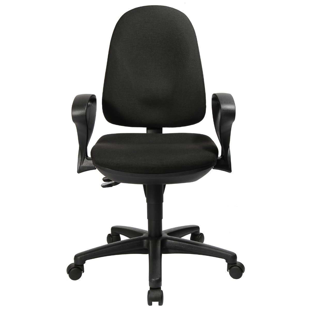 Topstar POINT 30 Secretary Office Chair, Fabric Black