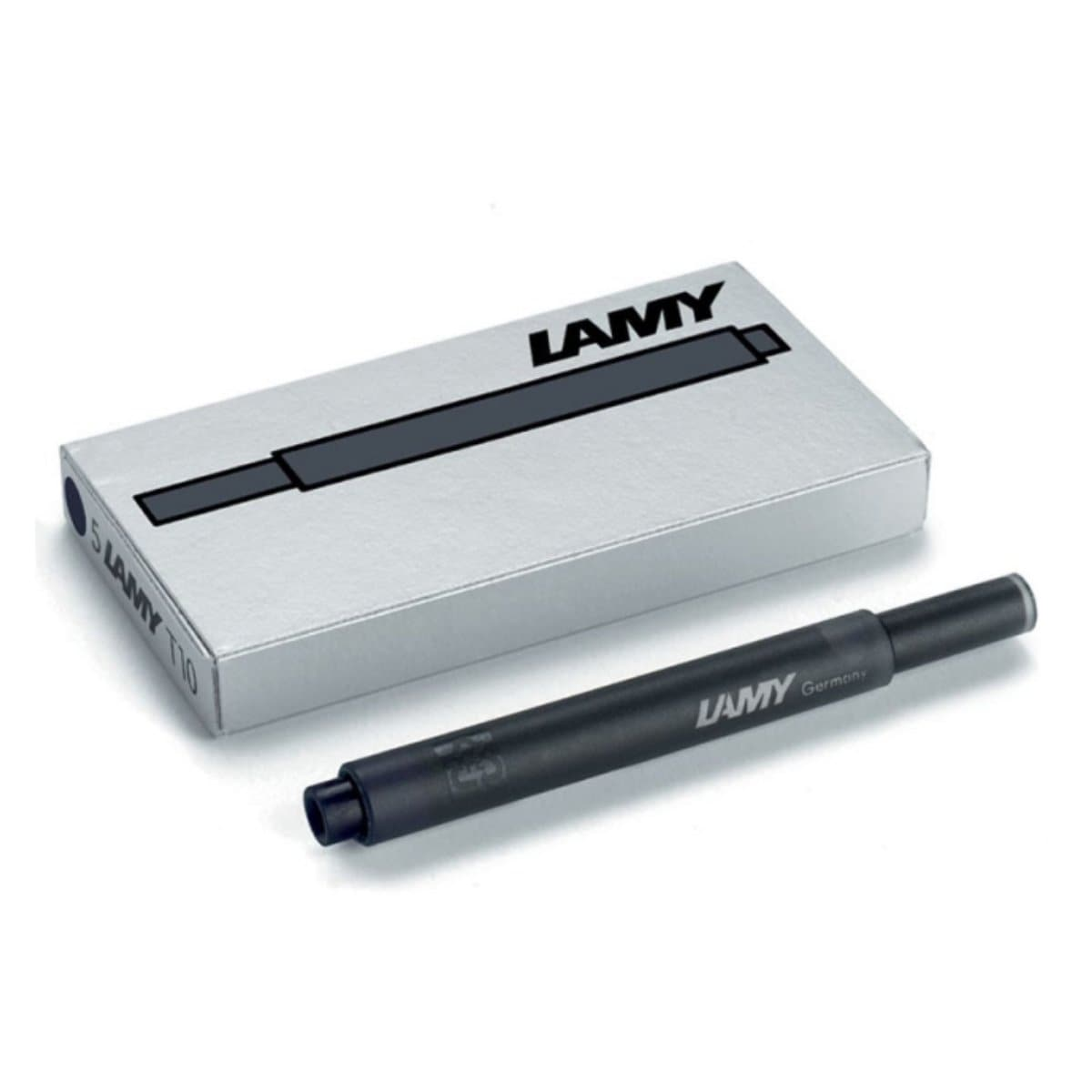 LAMY T 10 Giant Ink Cartridge, 5/pack, Black