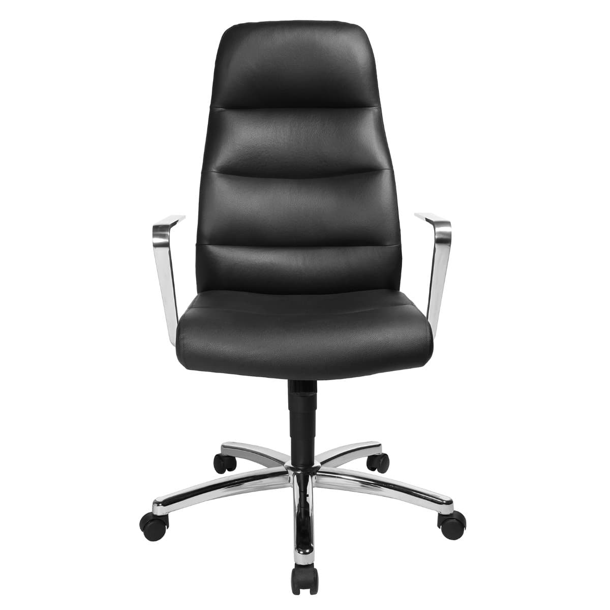 Topstar CHAIRMAN 70 Professional Executive Chair, Leather Black