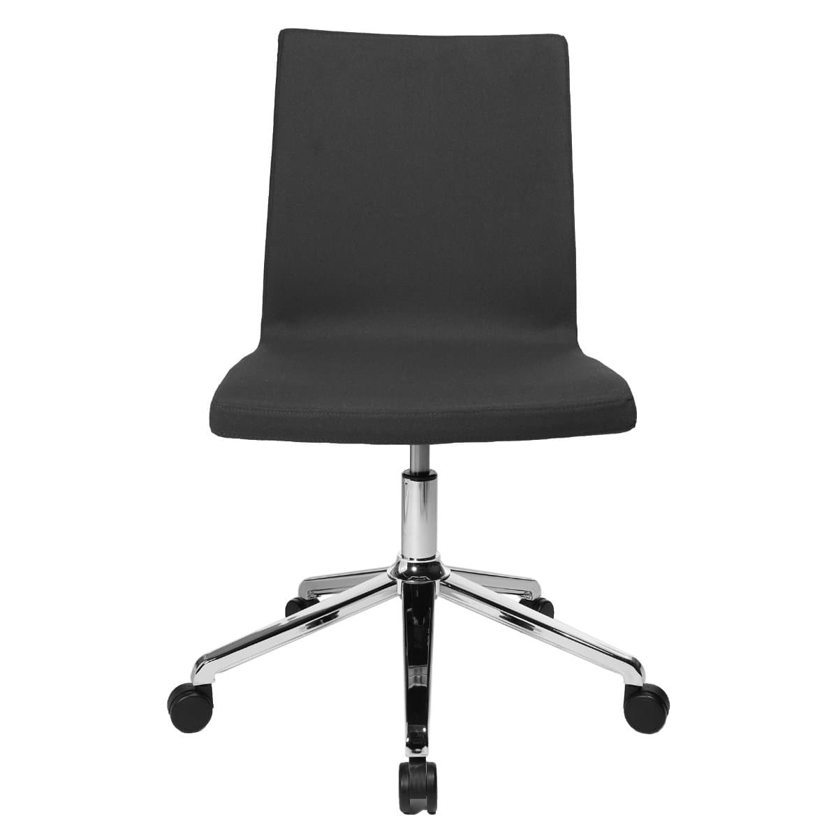 Topstar SITNESS CUBE Swivel Visitor Meeting Chair, Fabric Anthrazite