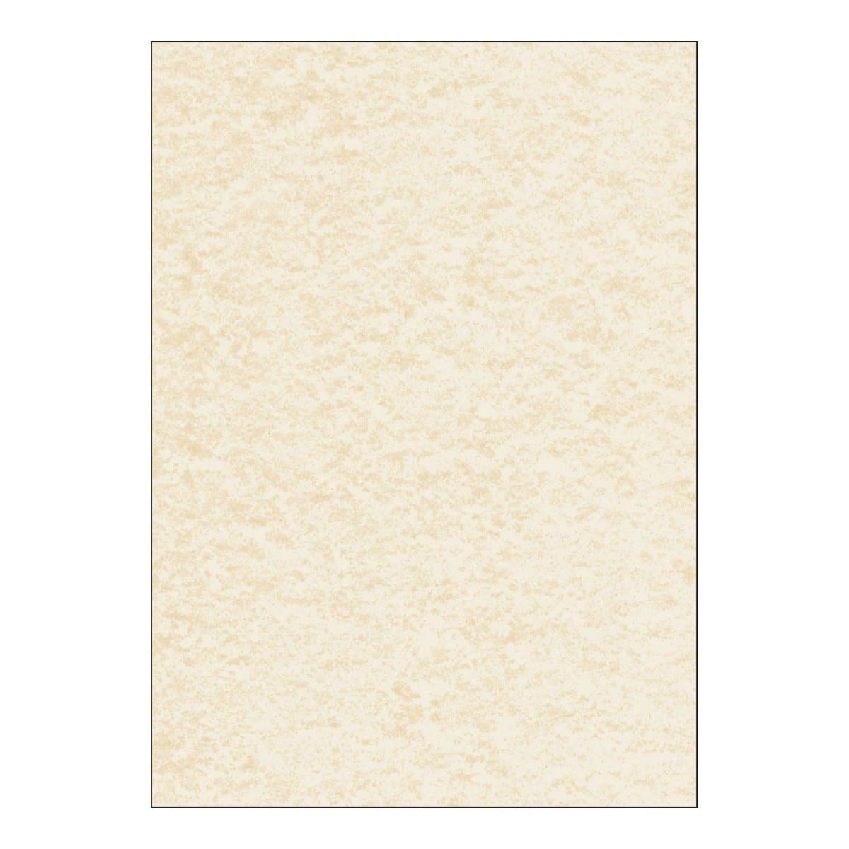 Sigel Textured Paper A4, fine cardboard, 200gsm, 50sheets/pack, Champagne