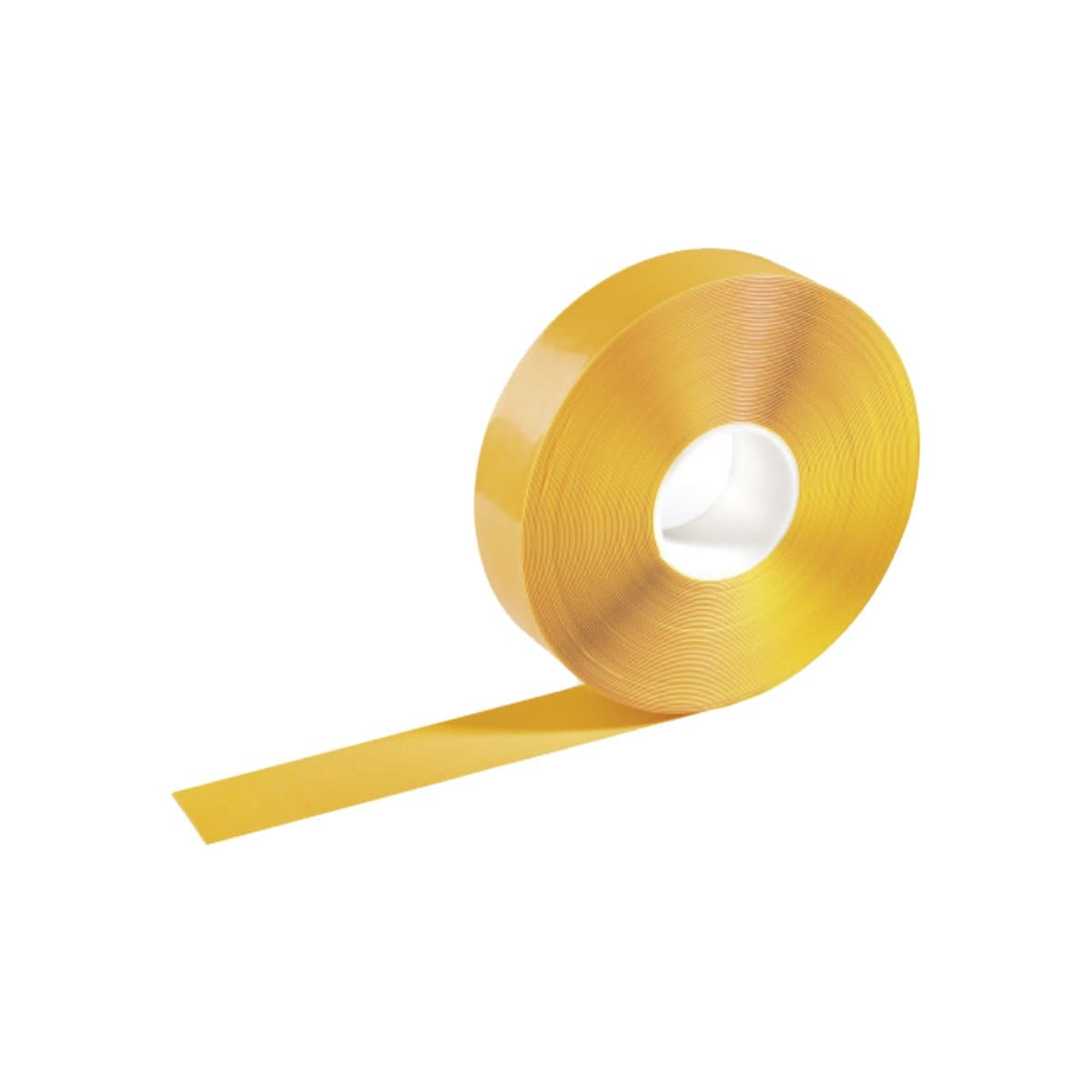 Durable DURALINE strong self-adhesive permanent marking Tape, 50mm x 30m, Yellow