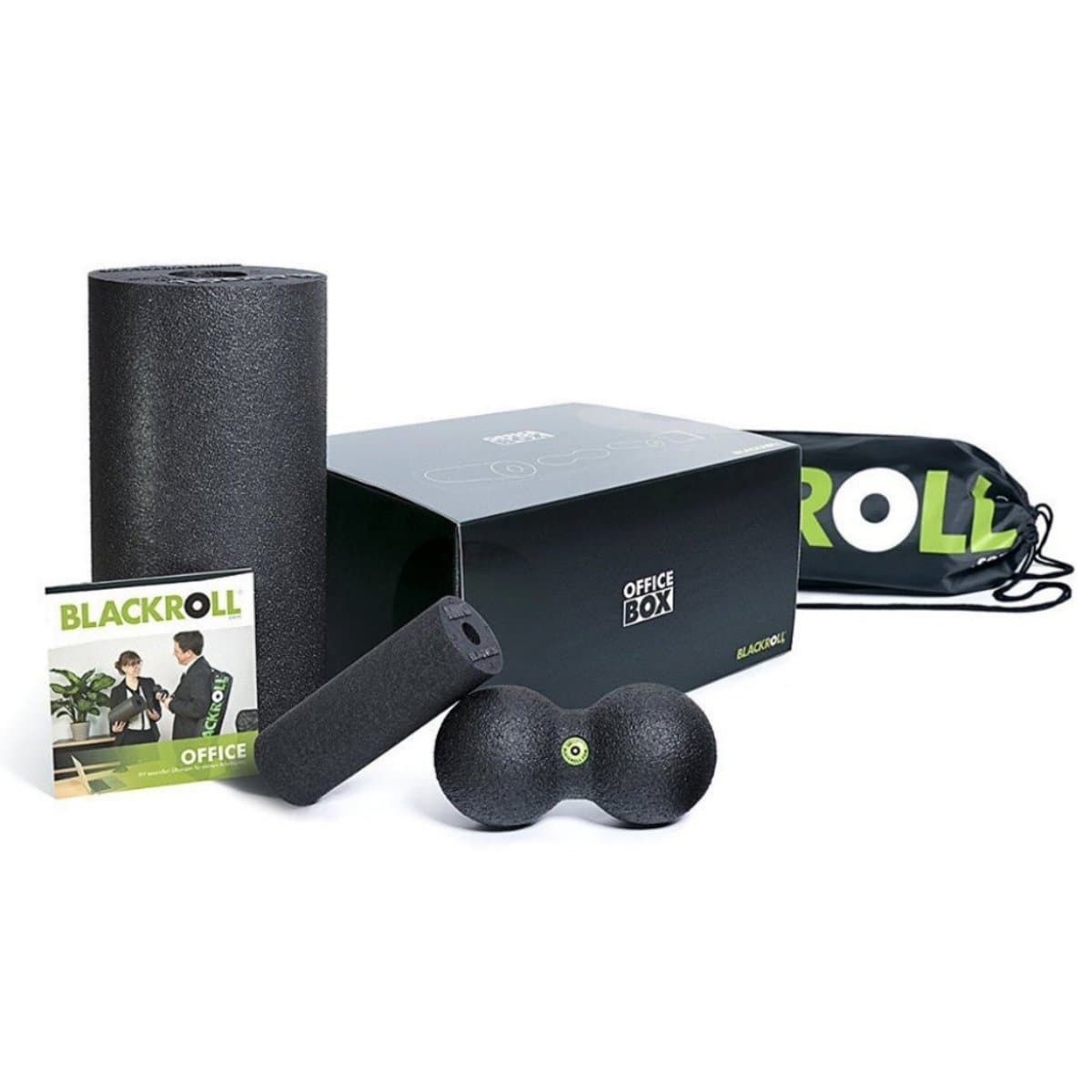 BLACKROLL® OFFICE BOX training and wellbeing, Set of 5