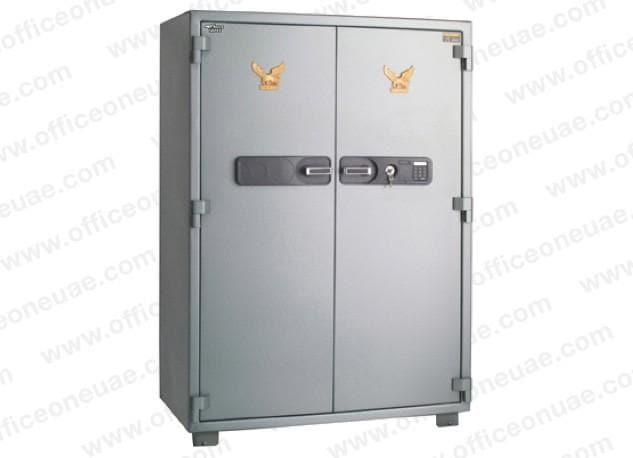 Eagle ES-700 Double Door Fire Resistant Safe, Digital & Key Lock