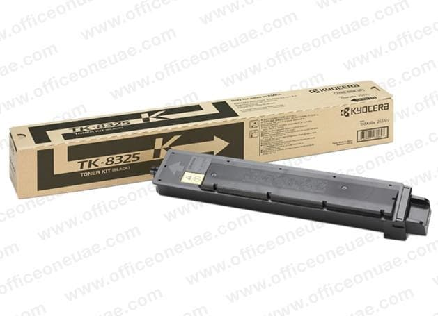 Kyocera TK-8325K Black Toner Kit