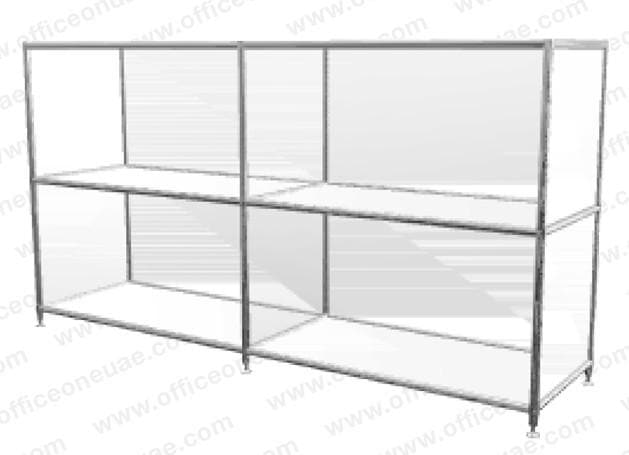 SYSTEM4 Shelf, White